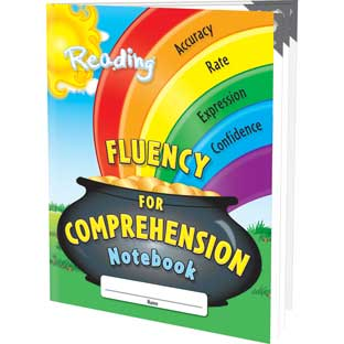 Fluency For Comprehension Notebooks - 12 notebooks