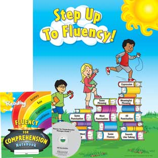 Fluency For Comprehension Read And Respond Kit Grade 1 - 1 multi-item kit