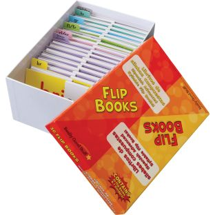 Libritos de sÍlabas compuestas (Spanish Advanced Syllable Flip Books) - 30 flip books