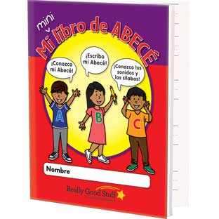 My Mini ABC Books - Spanish
