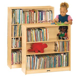 5-Shelf Adjustable Bookcase - 60""