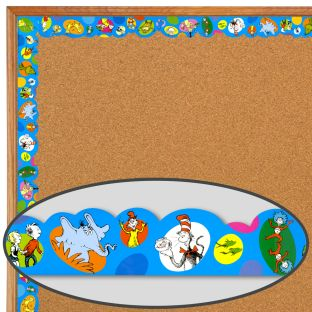 Dr. Seuss™ Bubbles Trim - 1 border