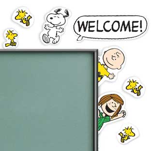 Peanuts® Welcome Go-Around - 15 pieces