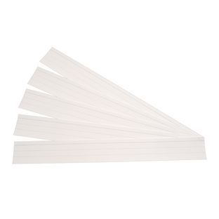 Sentence Strips - White - 100 strips