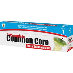 The Complete Common Core State Standards Kit - Grade 1