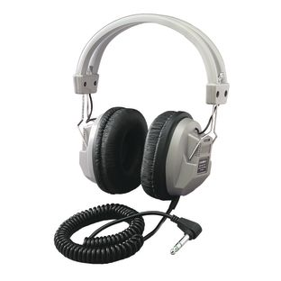 Sanitary Headsets - Deluxe Headphone With Volume Control