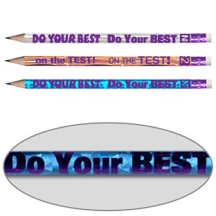 Do Your Best - Glitz - Pre-Sharpened #2 Pencils - 12 pencils