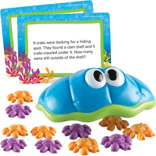 Under the Sea Shells™ Word Problem Activity