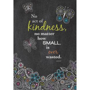 Inspire U Poster - Kindness - 1 poster