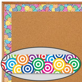 photograph regarding Free Printable Bulletin Board Borders Template referred to as Bulletin Board Border Slim