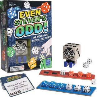 Even Steven's Odd Game
