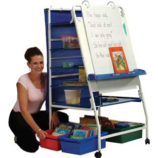 Expanded Storage Royal® Writing Center With Standard Tub Pack