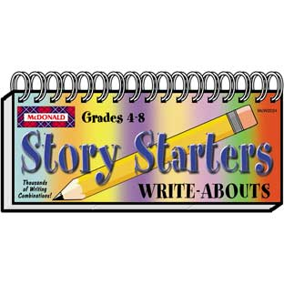 Story Starters Flip Book - 1 flip book