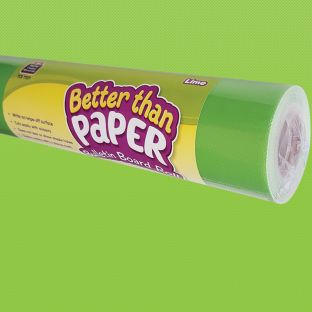 Better Than Paper Bulletin Board Rolls – Lime - 1 roll