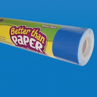 Better Than Paper Bulletin Board Rolls - Blue - 1 roll