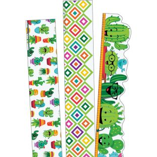 A Sharp Bunch Deco Trim Bundle - 3 packages border trim