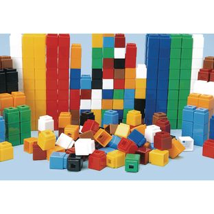 Unifix Cubes - Set Of 1,000