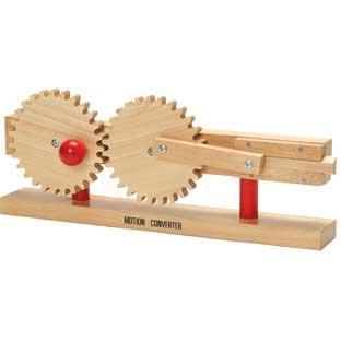 Motion Converter Student Model - 1 model
