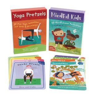 Yoga and Mindfulness Activity Card Set