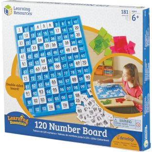 120 Number Board