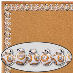 Star Wars™ BB-8 Deco Trim - 1 border trim