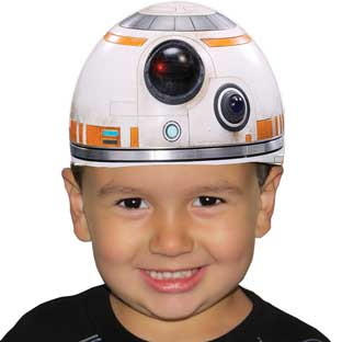 Star Wars™ BB-8 Wearable Cutout Hats