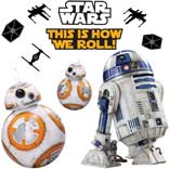 Star Wars™ Droids Bulletin Board Kit