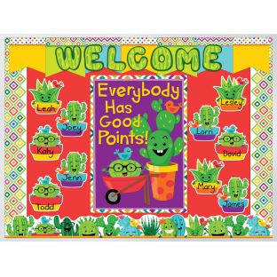 A Sharp Bunch Classroom Decor Kit