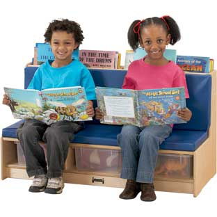 Jonti-Craft® Classroom Library Couch