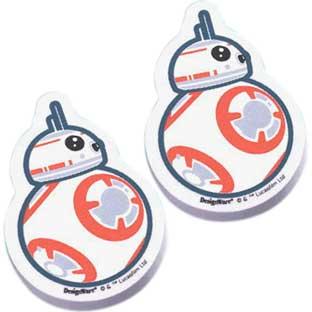 Star Wars The Force Awakens™ BB-8 Oversized Erasers