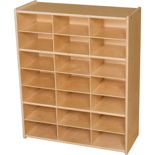 Wood Designs™ Fully Assembled Mailbox Storage Center - 1 mail center