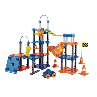 Engineering And Design Building Set - City