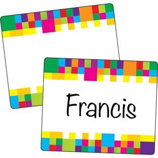 BlockStars Terrific Labels - 36 labels
