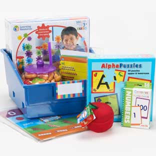 Educational Games For 5-Year-Olds - Deluxe Kit - 1 multi-item kit