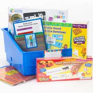 Educational Games For 6-Year-Olds - Deluxe Kit