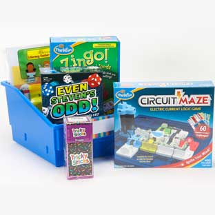 Educational Games For 8-Year-Olds - Deluxe Kit