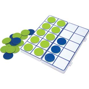 Connecting Ten Frame Trays - 1 multi-item set
