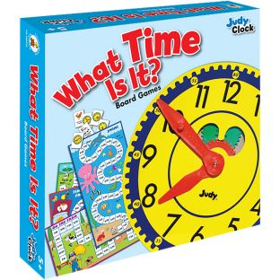 What Time Is It? Board Game - 1 game