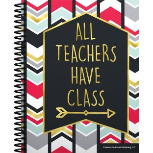 Aim High Teacher Planner Plan Book
