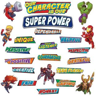 Marvel™ Superhero Adventure Mini Bulletin Board Set