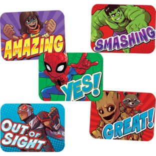 Marvel™ Superhero Adventure Success Stickers - 120 stickers