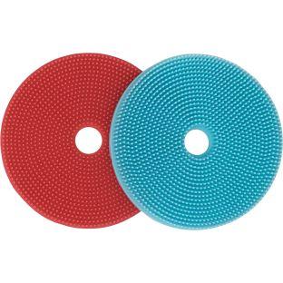 Spike Fij-its - Red/Aqua 2-Pack