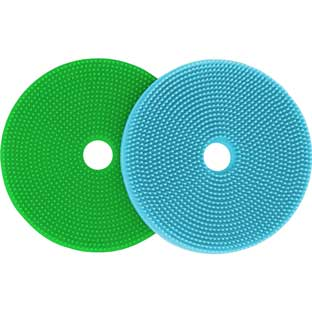Spike Fij-its™ - Green/Aqua 2-Pack
