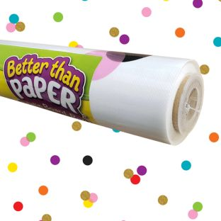 Confetti Better Than Paper - 1 roll of fabric