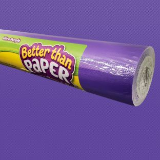 Ultra Purple Better Than Paper - 1 roll of fabric