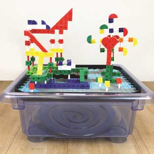 Fun2 Play System - Construction Set