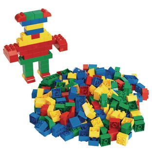 Excellerations® Junior Building Bricks - 280 Pieces