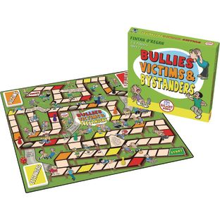 Bullies, Victims and Bystanders Game - 1 board game