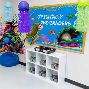 Ocean Theme Classroom Decor Kit - multi-item kit