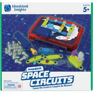 Design and Drill® Space Circuits